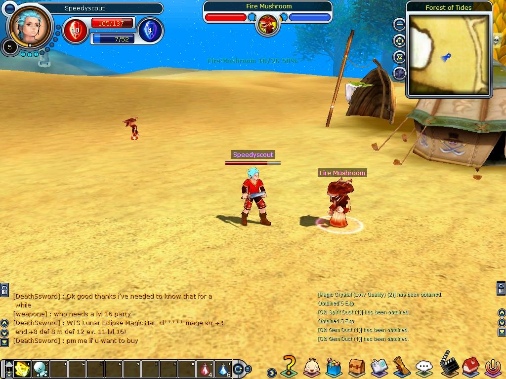 fiesta online mmorpg gratuit jeu en ligne jeux
