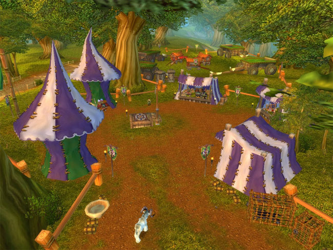 wow foire de sombrelune worlf of warcraft mmorpg
